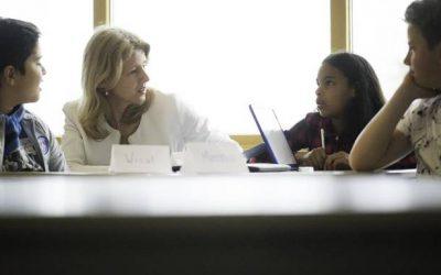 Staatssecretaris Mona Keijzer op De Kleine Wereld